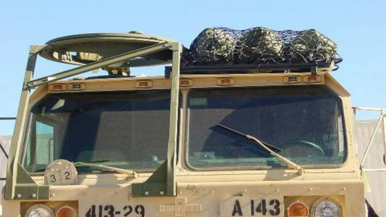 HEMTT-PLS-Roof-Rack-with-Cargo-Restraint-Net-Kit