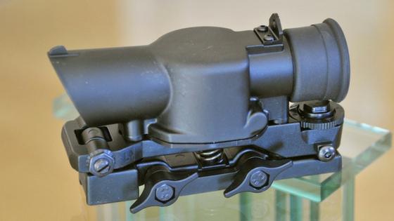 SUSAT Sight Unit Small Arms Trilux